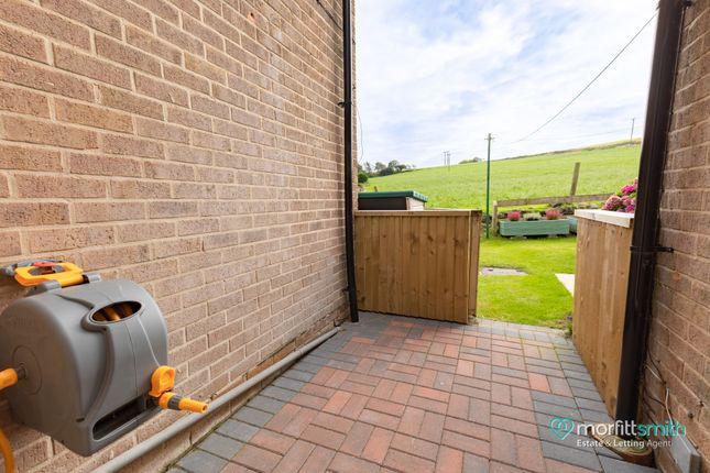 Rear Patio of Kirk Edge Drive, Worrall, - Viewing Essential S35