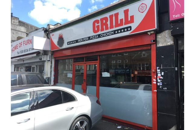 Thumbnail Retail premises to let in 280A Romford Road, London
