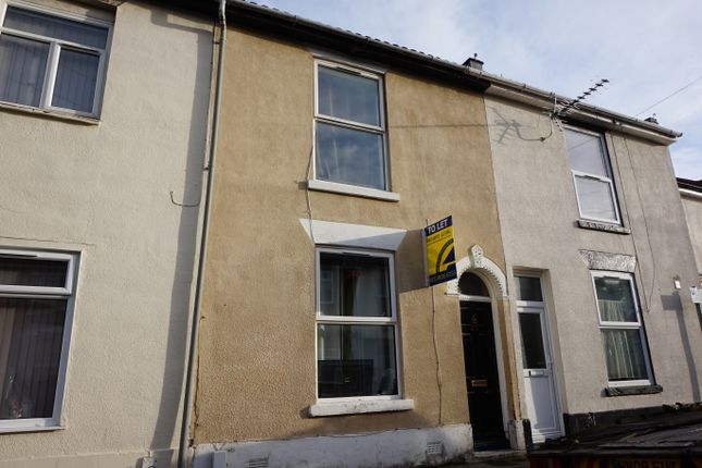Thumbnail Detached house to rent in Margate Road, Southsea