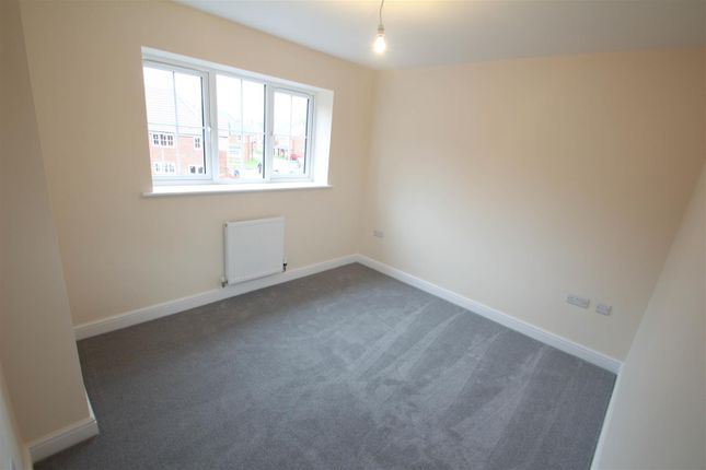 Master Bedroom of St Dominics Place, Hartshill, Stoke-On-Trent ST4