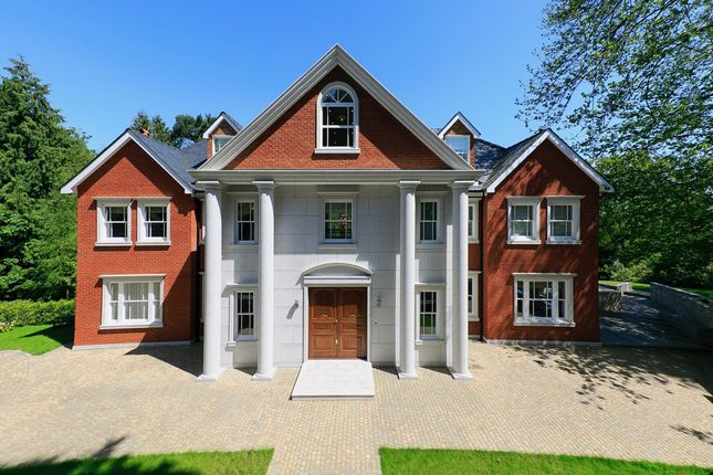 Thumbnail Detached house to rent in Old Avenue, St. Georges Hill, Weybridge