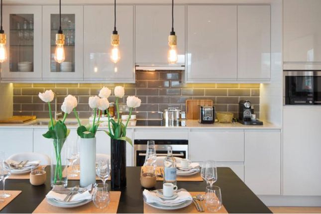 Thumbnail Flat for sale in Wandle Gardens West, Ram Quarter, Wandsworth