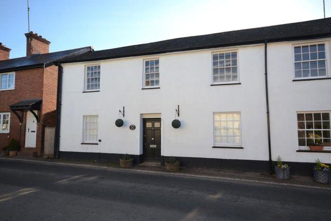 Thumbnail Terraced house for sale in Fore Street, Otterton, Budleigh Salterton, Devon