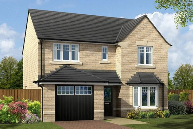 "Thumbnail Detached house for sale in ""The Nidderdale"" at Roes Lane, Crich, Matlock"