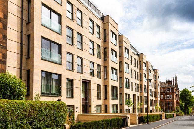 Thumbnail Flat for sale in One Hyndland Avenue Development, Plot 33 - Duplex, West End, Glasgow