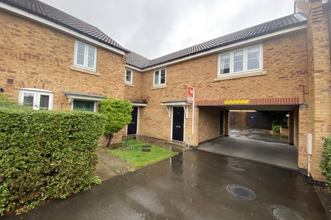 Thumbnail Detached house for sale in Hudson Way, Grantham