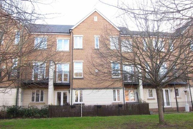 Thumbnail Terraced house to rent in Jekyll Close, Stoke Park, Bristol