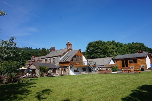 Thumbnail Detached house for sale in Tyllwyd Road, Neath, West Glamorgan.