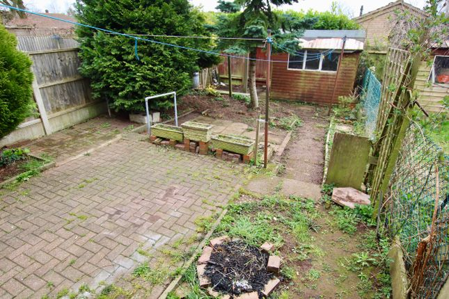 Garden (2) of Honiton Road, Nottingham NG8