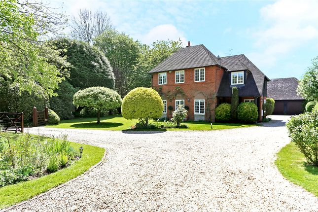 Thumbnail Detached house for sale in Bentley, Farnham, Surrey