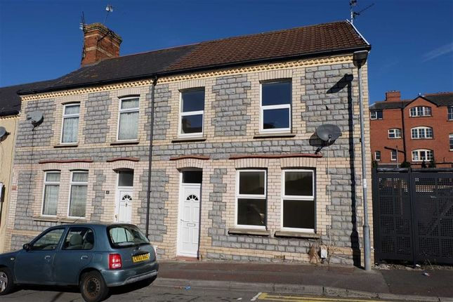 Thumbnail End terrace house for sale in Merthyr Street, Barry, Vale Of Glamorgan