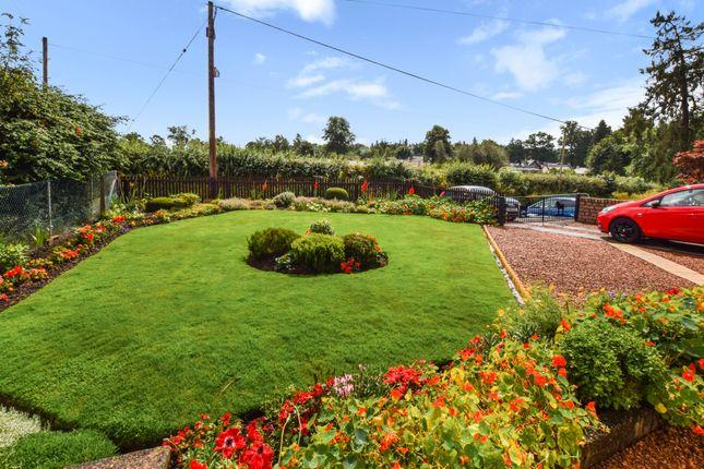 Front Garden of Carsie Road, Meikleour, Perth PH2