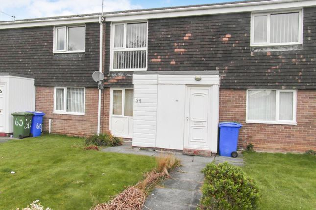 Thumbnail Flat to rent in Windermere Close, Cramlington