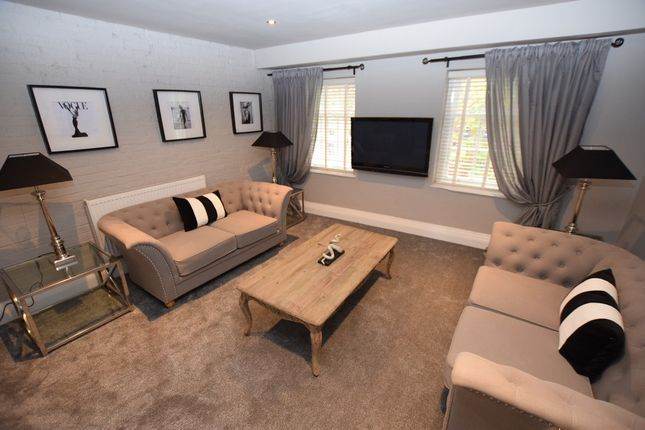 Thumbnail Flat to rent in Friar Gate Court, Friar Gate, Derby