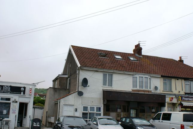 Thumbnail Flat to rent in Milton Road, Weston Super Mare