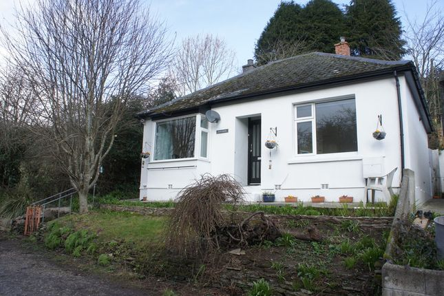 Thumbnail Detached bungalow to rent in Lower Comprigney, Truro