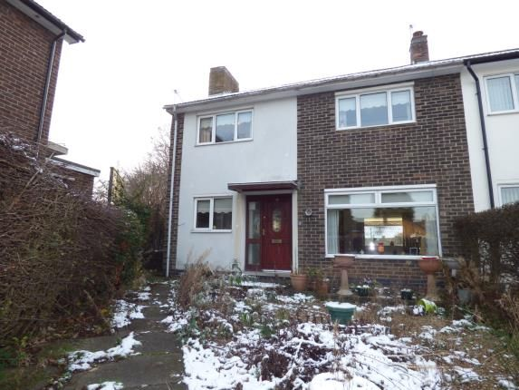 Thumbnail End terrace house for sale in Oakleigh Avenue, Chaddesden, Derbyshire