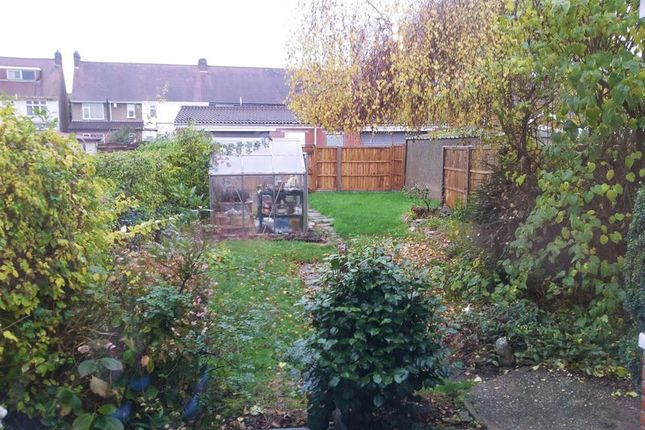 Rear Garden of Prince Of Wales Road, Coventry CV5