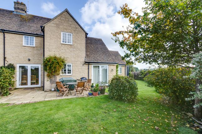Thumbnail Semi-detached house for sale in Linden Lea, Down Ampney, Gloucestershire