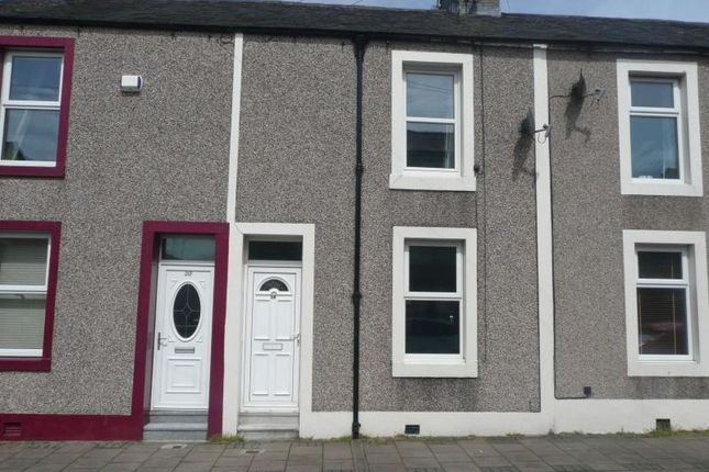 Thumbnail Property to rent in Devonshire Street, Workington