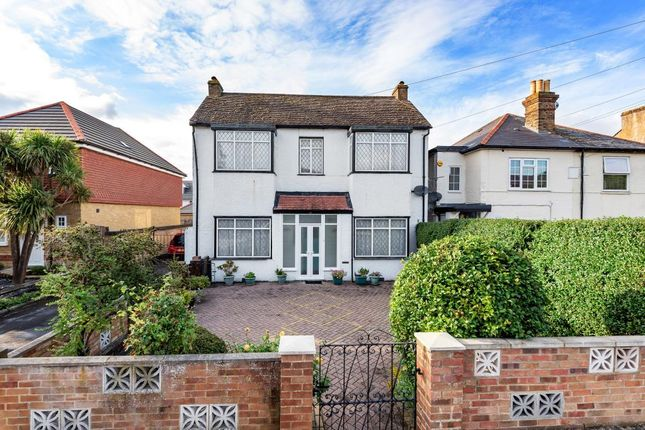 Thumbnail Detached house for sale in Ashford, Middlesex