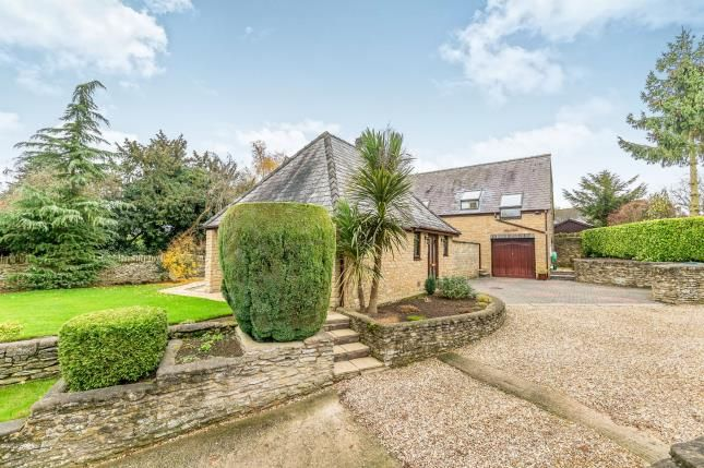 Thumbnail Detached house for sale in Main Road, Farthinghoe, Brackley, Northants