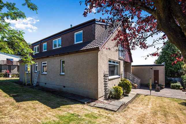 Thumbnail Detached house for sale in Knowehead Road, Crossford, Dunfermline