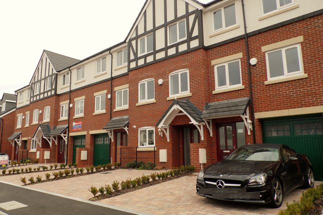 Thumbnail Property to rent in Imperial Court, Nantwich