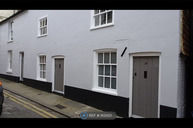 Thumbnail Terraced house to rent in Hawks Lane, Canterbury