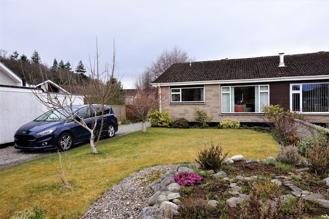 Thumbnail Bungalow for sale in Drumdevan Place, Lochardil, Inverness
