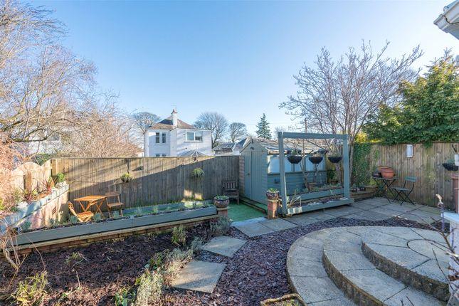 Rear Garden of Mortonhall Park Crescent, Edinburgh EH17