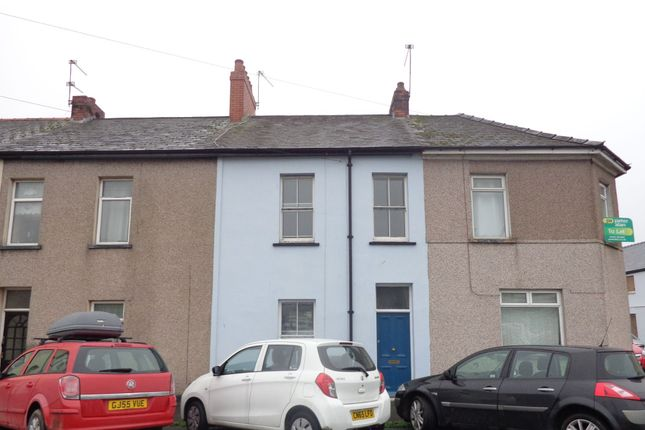 Thumbnail Terraced house to rent in South Market Street, Newport