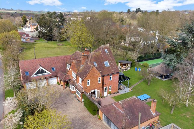 Thumbnail Detached house for sale in Great Glen, Leicester, Leicestershire