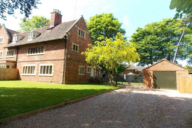 Thumbnail Semi-detached house for sale in Rectory Lane, Castle Bromwich, Birmingham