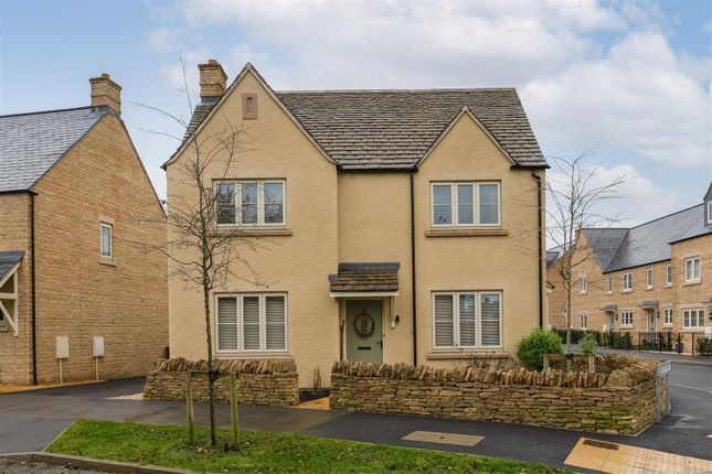 Thumbnail Detached house for sale in Kingfisher Road, Bourton-On-The-Water, Gloucestershire
