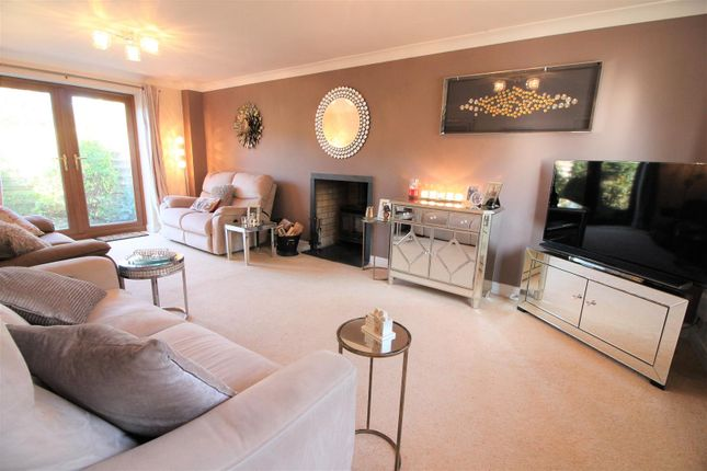 Thumbnail Detached house for sale in Bixhead Walk, Broadwell, Coleford