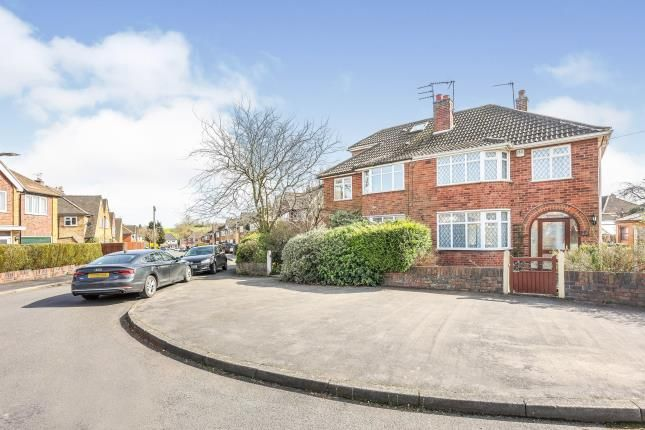 3 bed semi-detached house for sale in Armson Avenue, Kirby Muxloe, Leicester LE9