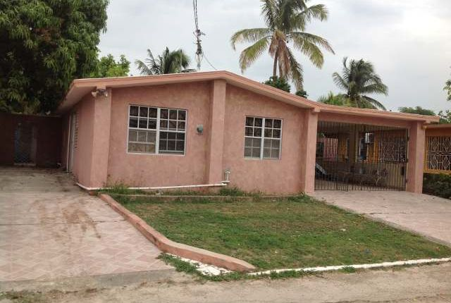 Detached house for sale in Spanish Town, Saint Catherine, Jamaica
