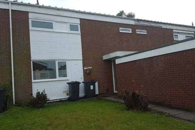 Thumbnail Terraced house to rent in Roedean Close, Birmingham