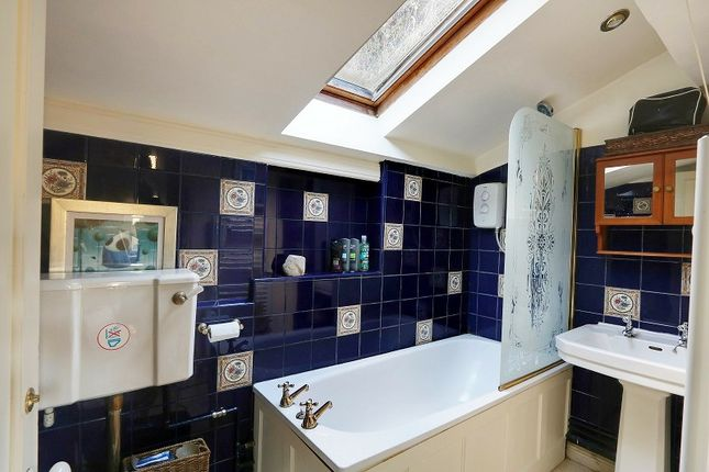 Family Bathroom of Bell Hill, Lydbrook, Gloucestershire. GL17