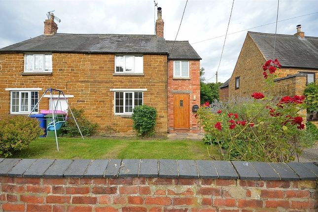 Thumbnail Cottage to rent in Upper High Street, Harpole, Northampton