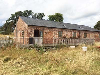 Thumbnail Detached house for sale in Sarnau, Llanymynech