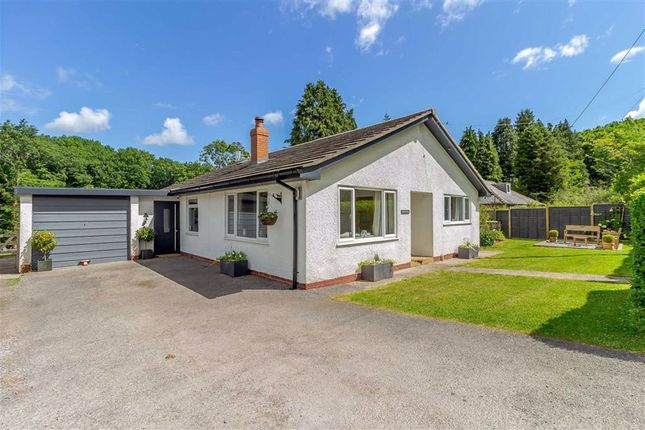 Thumbnail Bungalow for sale in Ceciliford, Trelleck, Monmouth