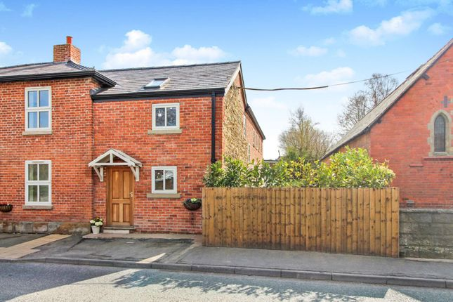 Thumbnail Semi-detached house for sale in Main Road, New Brighton