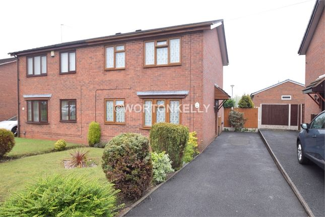 Thumbnail Semi-detached house for sale in Gladstone Street, West Bromwich, West Midlands