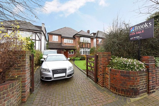 Thumbnail Detached house for sale in Woodfield Avenue, London