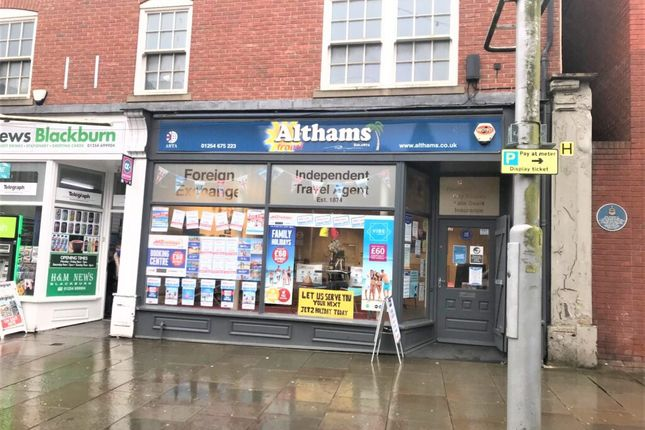 Thumbnail Retail premises to let in Darwen Street, Blackburn