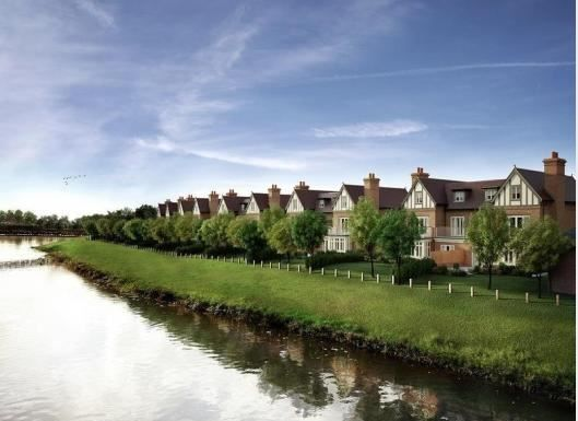 Thumbnail Semi-detached house for sale in Taplow Riverside, Mill Lane, Taplow