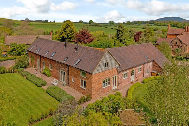 Thumbnail Barn conversion for sale in Wigwig, Much Wenlock, Shropshire