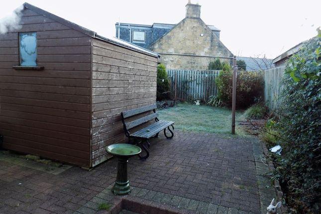 Rear Garden of Dorrator Road, Camelon, Falkirk FK1